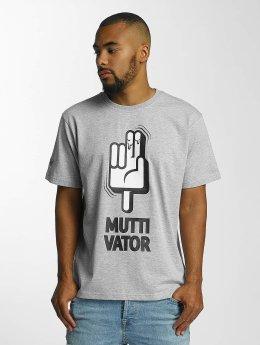 Dangerous DNGRS T-Shirt Muttivator grau