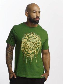 Dangerous DNGRS T-Shirt Alpha DMARK grün