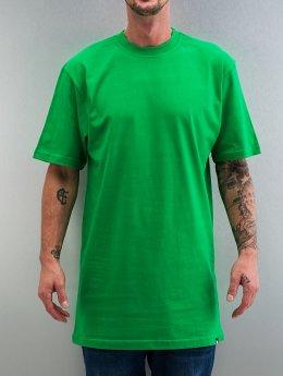 Dangerous DNGRS T-shirt longoversize Blank vert