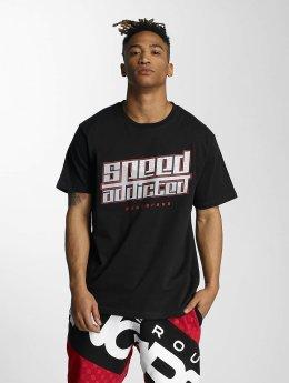 Dangerous DNGRS T-Shirt Addicted Race City noir