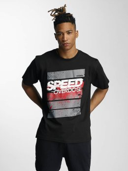 Dangerous DNGRS T-Shirt Speed Race City schwarz