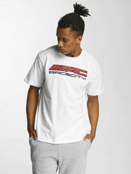Dangerous DNGRS T-Shirt AMCR Race City weiß
