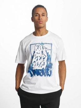 Dangerous DNGRS T-Shirt Akte One Style weiß