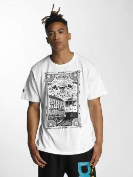 Dangerous DNGRS T-Shirt Rocco Kingstyle weiß