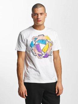 Dangerous DNGRS T-Shirt Saintthree weiß