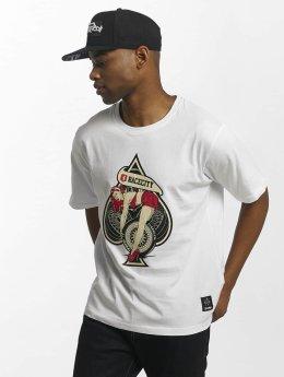 Dangerous DNGRS T-Shirt Race City Pikwire weiß