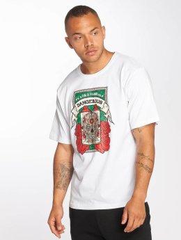 Dangerous DNGRS T-Shirt ElLoko weiß