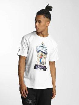 Dangerous DNGRS t-shirt Ghettostars wit