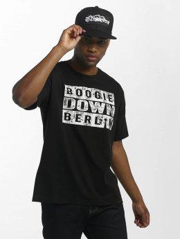 Dangerous DNGRS t-shirt BoogieDown zwart