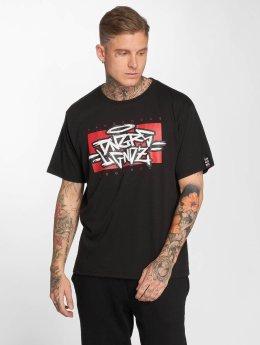 Dangerous DNGRS t-shirt LGNDZ zwart