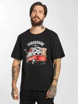 Dangerous DNGRS t-shirt Race City Wagon zwart