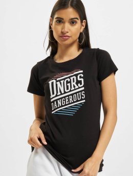 Dangerous DNGRS t-shirt Tackle zwart
