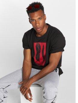 Dangerous DNGRS t-shirt TwoKnives zwart