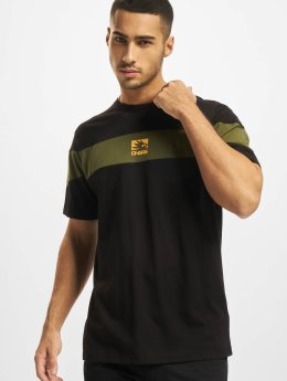 Dangerous DNGRS T-skjorter DNGRS Harmony oliven
