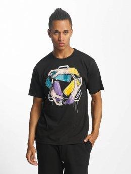 Dangerous DNGRS T-skjorter Saintthree svart