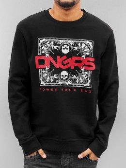 Dangerous DNGRS trui Egopulli zwart