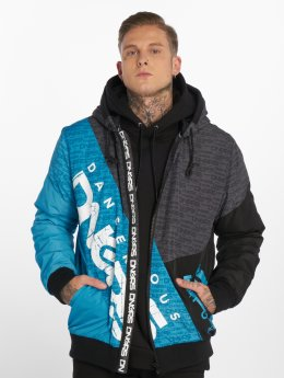 Dangerous DNGRS Winterjacke DNGRS Tower blau