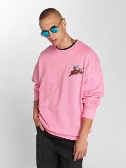 Dangerous I AM Pullover Gozu pink