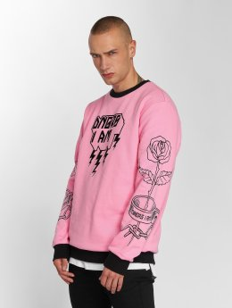 Dangerous I AM Pullover Ryuu pink