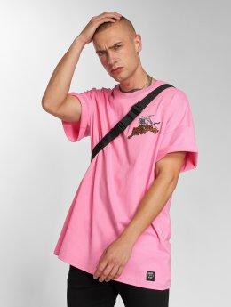 Dangerous I AM T-paidat Gozu vaaleanpunainen