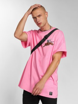 Dangerous I AM T-shirts Gozu pink