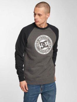 DC Пуловер Circle Star черный