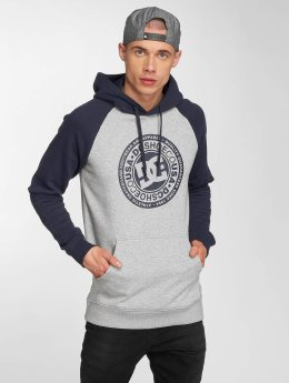 DC Hoody Circle Star blau
