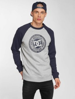 DC Pullover Circle Star blue