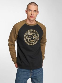 DC Pullover Circle Star olive