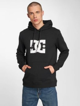 DC Sweat capuche Star Ph noir