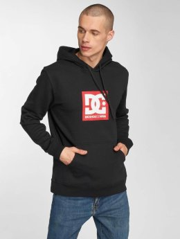 DC Sweat capuche Square Star noir