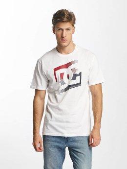 DC T-paidat Cascade valkoinen