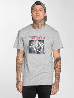 DC t-shirt Terrain grijs