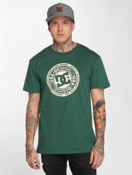 DC t-shirt Circle Star groen