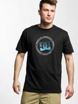 DC t-shirt Way Back Circle zwart