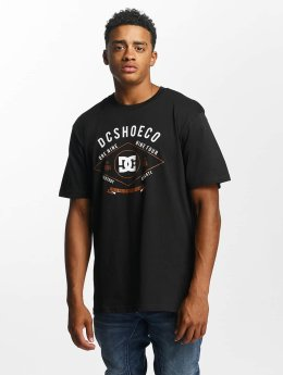 DC t-shirt Melton zwart