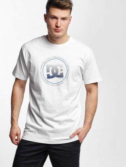 DC T-Shirty Way Back Circle bialy