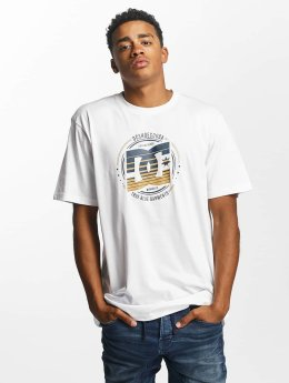 DC T-skjorter Heraldry hvit