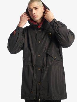 De Ferro Демисезонная куртка Mono черный