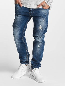 De Ferro Slim Fit Jeans Alonso blauw