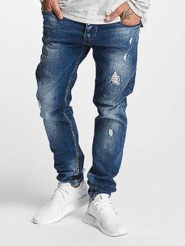De Ferro Slim Fit Jeans Alonso blauw