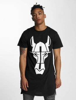 De Ferro T-shirt longoversize Streets Long Oversize noir