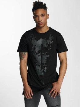 De Ferro t-shirt Streets zwart