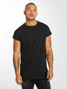 De Ferro t-shirt Bat Sleeve zwart