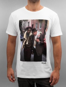 DEDICATED T-shirt Ricky Powell The Rulers bianco