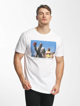 DEDICATED T-shirt Donny bianco