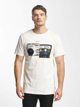 DEDICATED T-Shirt Tape Split blanc