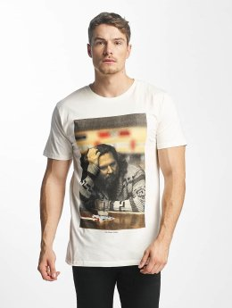 DEDICATED T-Shirt The Dude weiß