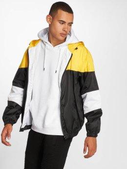 DEF Akko Windbreaker Yellow/Black/White