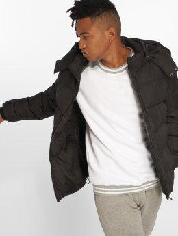 DEF Зимняя куртка Bumble черный